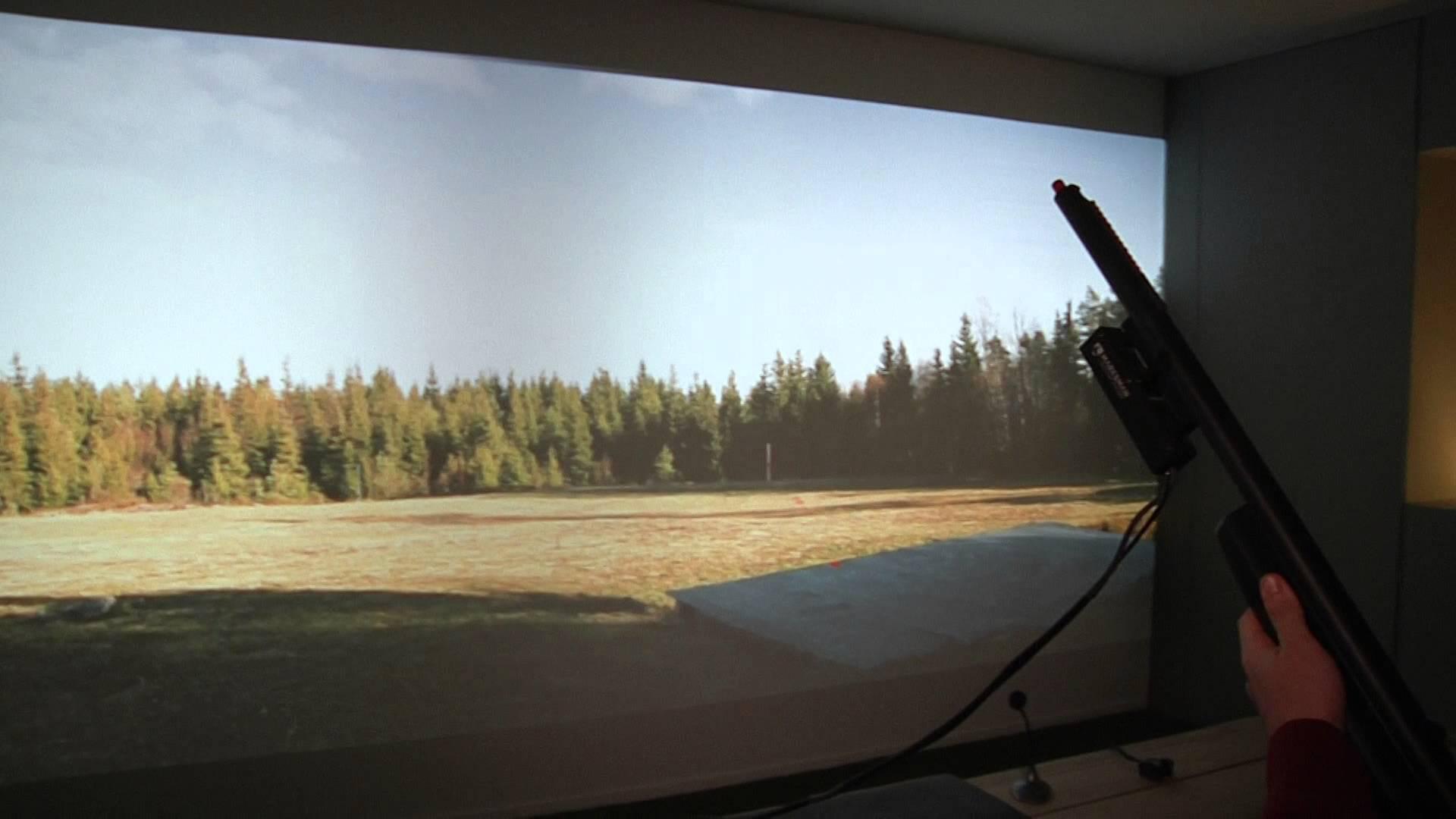 Écran du Simulateur